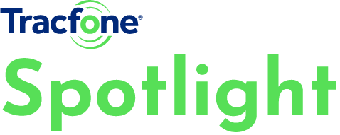 Tracfone Spolight logo